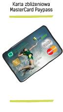 Karta Zblizeniowa Mastercard Paypass